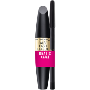 Bild: MAX FACTOR False Lash Effect Mascara + Kajal
