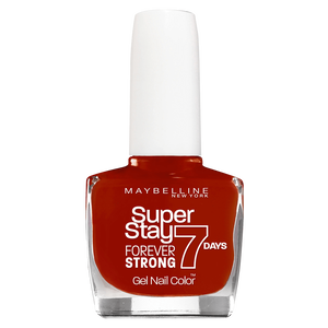 Bild: MAYBELLINE Superstay 7 Days Nagellack deep red