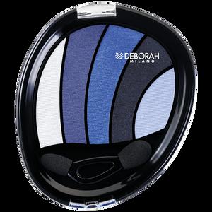 Bild: DEBORAH MILANO Perfect Smokey Eye Palette blue