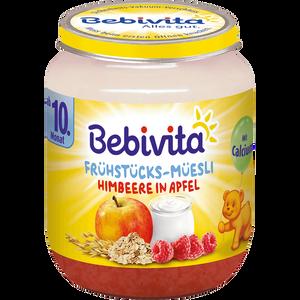 Bild: Bebivita Himbeere in Apfel