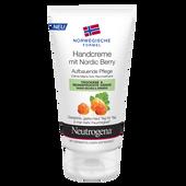 Bild: Neutrogena Handcreme mit Nordic Berry