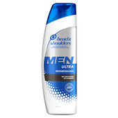Bild: head & shoulders Men Ultra Anti-Schuppen Shampoo Tiefenreinigung