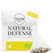 Bild: Teatox Natural Defense Teebeutel