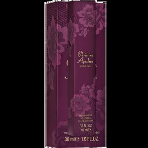 Bild: Christina Aguilera Violet Noir Eau de Parfum (EdP) + gratis Violet  Noir Rollerball