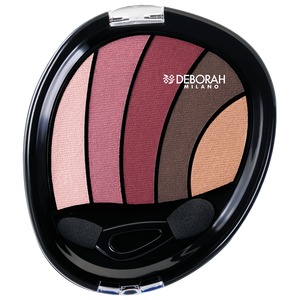 Bild: DEBORAH MILANO Perfect Smokey Eye Palette rose