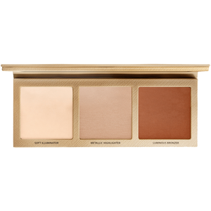 Bild: L.O.V THE GLOWRIOUS Highlighting & Bronzing Palette 010