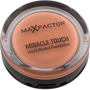 Bild: MAX FACTOR Miracle Touch Foundation natural