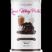 Bild: GYMQUEEN Queen Whey Protein Chocolate Aroma