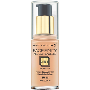 Bild: MAX FACTOR Facefinity All day flawless 3in1 Foundation porcelain