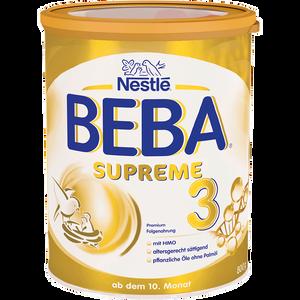 Bild: Nestlé BEBA Folgenahrung Supreme 3