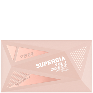 Bild: Catrice Superbia Vol.1 Warm Chopper Eyeshadow Edition