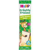 Bild: HiPP Früchte Freund Giraffe  Apfel-Banane-Hafer