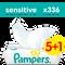 Bild: Pampers Feuchttücher Sensitive