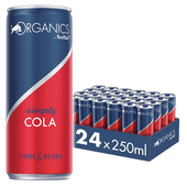 Bild: Red Bull ORGANICS by Red Bull SIMPLY COLA Dose