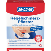 Bild: SOS Regelschmerz-Pflaster