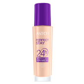 Bild: ASTOR Perfect Stay Make Up + Perfect Skin Primer 091