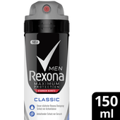 Bild: Rexona MEN Men Deospray Maximum Protection Classic Anti-Transpirant