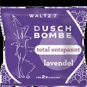 Bild: WALTZ 7 Duschbombe Lavendel