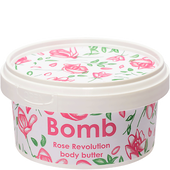 Bild: Bomb Cosmetics Body butter Rose Revolution