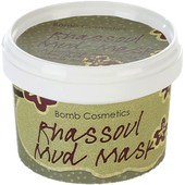 Bild: Bomb Cosmetics Rhassoul Mud Mask