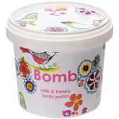 Bild: Bomb Cosmetics Milk & honey body polish