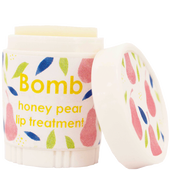 Bild: Bomb Cosmetics Honey pear Lippenpflege