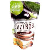 Bild: Guzman's Guzinos Gemüsesnack Mixed