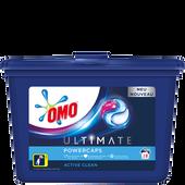 Bild: OMO Ultimate Power Caps Waschmittel Active Clean
