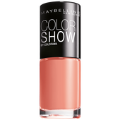 Bild: MAYBELLINE Colorshow Nagellack canal street coral