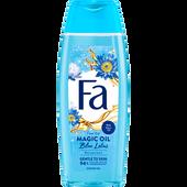 Bild: Fa Magic Oil Blauer Lotus Duschgel