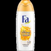 Bild: Fa Duschgel Honey Creme - Duft der Irisblüte