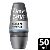 Bild: Dove MEN+CARE clean fresh Deo Roll-On