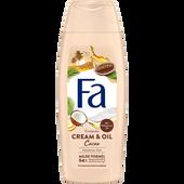 Bild: Fa Duschcreme Cream & Oil Kakaobutter & Cocosöl