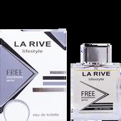 Bild: LA RIVE lifestyle Free Motion Grey Eau de Toilette (EdT)