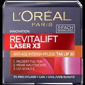Bild: L'ORÉAL PARIS Revitalift Laser X3 Anti-Age Intensiv-Pflege LSF 20