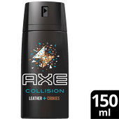 Bild: AXE Collision Deospray