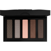 Bild: L.O.V EYEVOTION Luxurious Eyeshadow Palette 700
