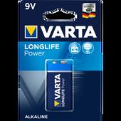 Bild: Varta Alkaline 9 Volt Block