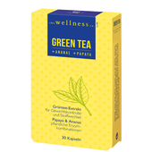 Bild: the wellness co. Green Tea Kapseln