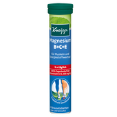 Bild: Kneipp Magnesium + Vitamine B+C+E Brausetabletten