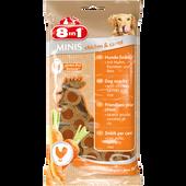 Bild: 8in1 Minis chicken & carrot Hunde-Snacks