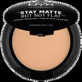 Bild: NYX Professional Make-up Stay Matte But Not Flat Powder Foundation tan
