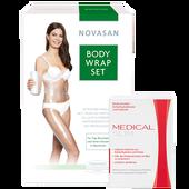 Bild: NOVASAN Geschenkset Body Wrap Set + Medical Slim