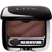 Bild: L.O.V UNEXPECTED Eyeshadow 100 black orchid