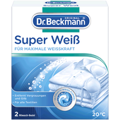 Bild: Dr. Beckmann Super Weiß Mitwaschbeutel