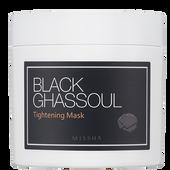 Bild: MISSHA Black Ghassoul Thightening Maske