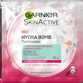 Bild: GARNIER SKIN ACTIVE Hydra Bomb Tuchmaske Trockene und Sensible Haut