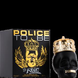 Bild: Police To Be the King Eau de Toilette (EdT) 75ml