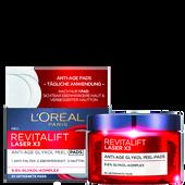 Bild: L'ORÉAL PARIS Revitalift Laser X3 Anti-Age Glykol Peel-Pads