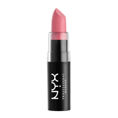 Bild: NYX Professional Make-up Matte Lipstick whipped caviar